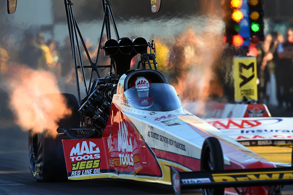 Doug Kalitta Dallas