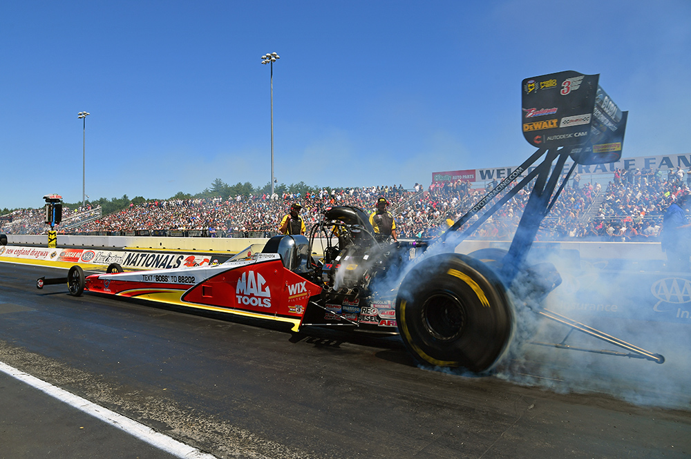 Doug Kalitta Epping
